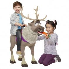 Figurina cu functii Sven Jumbo Size Frozen II, 86 x 37 x 90 cm, maxim 90 cm, 3 ani+