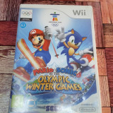 Mario and Sonic at the Olympic Games Vancouver - Joc Original Wii