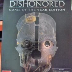 Joc Dishonored GOTY Edition, xbox360, original, alte sute de jocuri!, Shooting, 16+, Single player