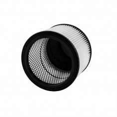 Filtru HEPA Cilindric Pentru Aspiratoare, Dimensiuni 15,5x12