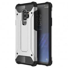 Husa ApcGsm Armor Hybrid Argintie Pentru Samsung Galaxy S9 Plus G965