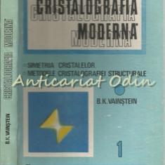 Cristalografia Moderna - B. K. Vainstein
