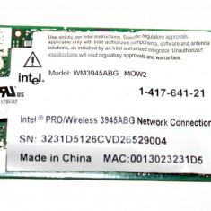 Placa de retea wireless Sony Vaio VGN-SZ WM3945ABG 1-417-641-21