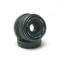 Obiectiv SMC Pentax 35mm f2.0 - Stare foarte frumoasa!