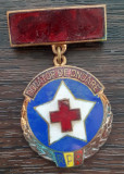 INSIGNA ROMANIA - DONATOR DE ONOARE, PERIOADA RPR