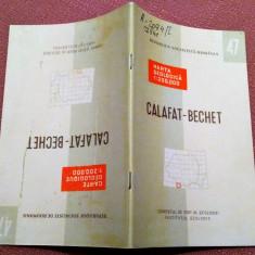 Calafat-Bechet. Nota explicativa  Institutul Geologic, 1968 - Nu contine harta