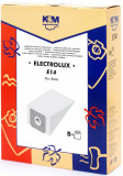 Sac aspirator Electrolux Xio, hartie, 5X saci, KM
