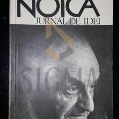 CONSTANTIN NOICA - JURNAL DE IDEI, 1990