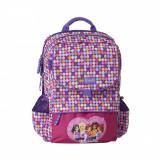 Ghiozdan scoala Starter Plus LEGO® Core Line, Friends Confetti, Fata, Rucsac