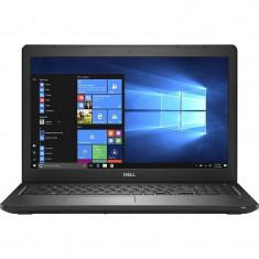 Laptop Dell Vostro 3580 15.6 inch FHD Intel Core i7-8565U 8GB DDR4 256GB SSD AMD Radeon 520 2GB Windows 10 Pro 3Yr PLCI Black