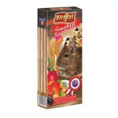 Batoane Vitapol pentru degu - cu alune, 2 buc