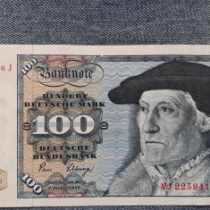 100 Mark 1980 Germania RFG, marci germane (3)