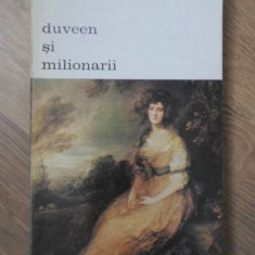 DUVEEN SI MILIONARII - S.N. BEHRMAN