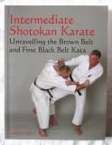 """Intermediate Shotokan Karate"", Ashley Croft, 2009. Carte in limba engleza"