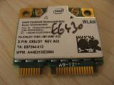 Placa wireless laptop Dell Latitude E6430, Intel Advanced-N 6205, 6205ANHMW