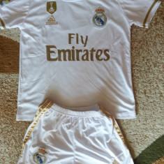 Tricou si short copii Real Madrid 4-14 ani