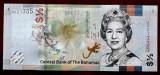 BAHAMAS 1/2 Half dollar dolar 2019 NEW DESIGN UNC necirculata **
