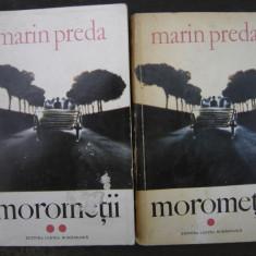 MOROMETII - MARIN PREDA 2 VOLUME