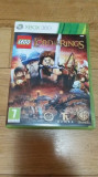 Joc XBOX 360 LEGO The lord of the rings original PAL / by WADDER, Actiune, 3+, Multiplayer