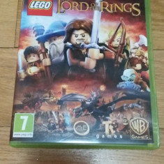Joc XBOX 360 LEGO The lord of the rings original PAL / by WADDER
