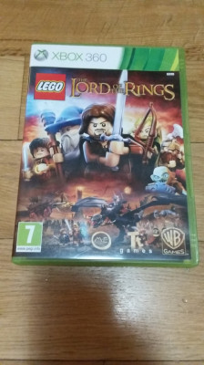 Joc XBOX 360 LEGO The lord of the rings original PAL / by WADDER foto