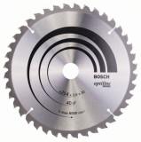 Panza de ferastrau circular Optiline Wood 254x30x2,0mm, 40