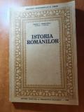 manual istoria romanilor din anul 1990