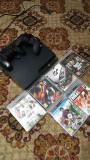 Playstation 3 Modat 80 GB + 2 manse si 6 jocuri originale