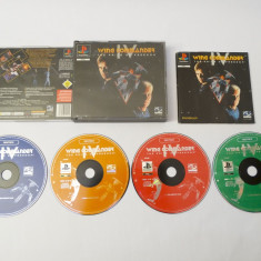 Joc Sony Playstation 1 PS1 PS One - Wing Commander IV
