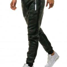 Pantaloni trening bărbați camuflaj-multicolor Bolf 3783D-A