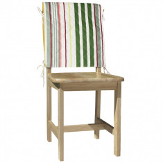 Husa spatar scaun Heinner Home, bumbac, 47x100 cm, Dungi Roz
