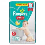 Scutece Pampers Jumbo Pack Pants Active Baby, marimea 3, 6 - 11 kg, 60 buc