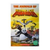 Animals of Kung Fu Panda - Fiona Davis