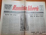 romania libera 7 martie 1990-articolul -privatizarea pro sau contra