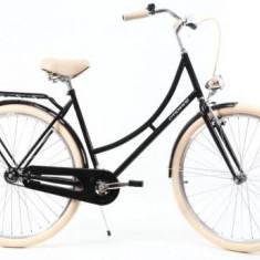 Bicicleta Dama DHS Citadinne 2832 (Negru)