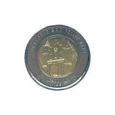 Panama 1 Balboa 2019 - (Oratoriul San Felipe) Bimetalic, 26.5mm, KM-New UNC !!!, America de Nord