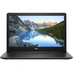 Laptop DELL 17.3'' Inspiron 3780 (seria 3000), FHD, Intel Core i5-8265U , 8GB DDR4, 1TB + 128GB SSD, Radeon 520 2GB, Linux, Black, 8 Gb, 1 TB