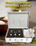 Sedinta masaj bio-energo-terapeutic FOHOW (Pheonix)