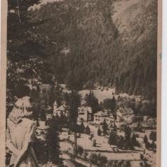 CPI B 11002 CARTE POSTALA - TUSNAD, RPR, Circulata, Fotografie
