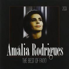 Amalia Rodrigues Best Of Fado (2cd)