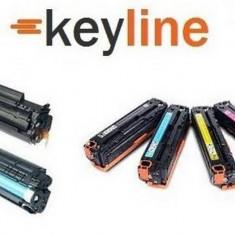 Toner KeyLine 126A compatibil HP CE311A / CF351A Cyan