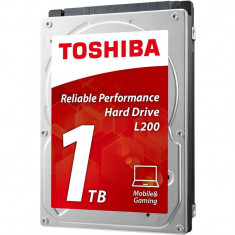 Hard disk laptop Toshiba L200 1TB SATA 5400RPM 128MB