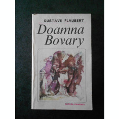 GUSTAVE FLAUBERT - DOANNA BOVARY