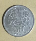 Portugalia 50 centavos 1927