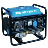 Generator de curent pe benzina GSE 1200 2000W Guede GUDE40639 3Cp CNL
