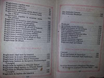 RUGACIUNI SI INVATATURI DE CREDINTA ORTODOXA,Episcopul EPIFANIE,1992,T.GRATUIT foto