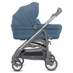 Carucior Trilogy System Duo Artic Blue