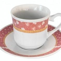 Set cesti cafea si ceai din portelan MN015605 Raki
