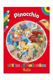 Citim si coloram - Pinocchio   Carlo Collodi