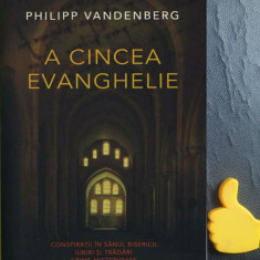 A cincea evanghelie Philipp Vandenberg